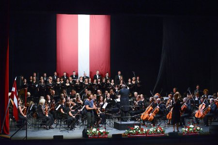 Festive concerts will also live on air